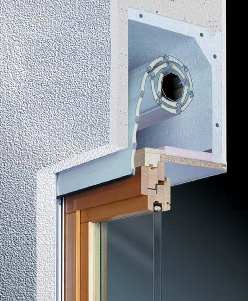 Cassonetti a scomparsa - Isolamento cassonetti finestre ...